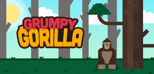Сердитая горилла