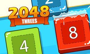 2048 Тройки